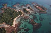 «Сейшельские острова» Греции: рай в двух часах езды от Афин (фото, видео)