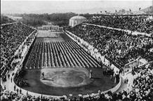 6 апреля 1896 г. - Открылись I летние Олимпийские игры в Афинах