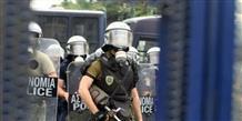 В центре Афин произошли столкновения полицейских и портовых рабочих
