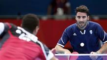 Четвертая Олимпиада греческого теннисиста
