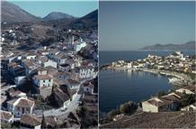 25 колоритных фото Греции - одной из самых посещаемых стран Европы - в 1960-х годах (фото)