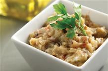 Греческая закуска: баклажаны и узо