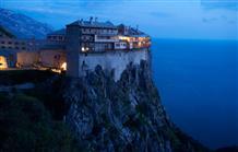 Мотопробегом по святым местам: «Ночные волки» уже в Греции