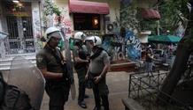 В центре Афин убили египтянина с пятью паспортами