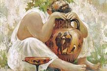 В Греции нашли «след» древнейшего вина