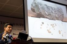 Археолог считает, что нашел фрагмент потерянного трона правителей Микен