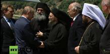 Вокруг Путина: церковь показала всему миру отношение к руководству Греции
