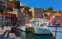 Шесть глотков свежего воздуха: отпуск недалеко от Афин