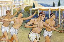 Какие виды спорта входили в олимпийскую программу Древней Греции