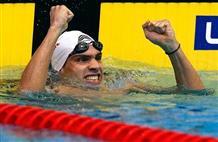 Близкий финал греческого пловца не состоялся, но битва с живыми легендами запомнится надолго