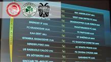 Жеребьевка для греческих клубов в Лиге Европы: играть можно!