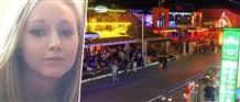 20-летняя туристка ослепла из-за выпивки в баре