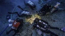 """Археологи нашли под водой скелет владельца """"компьютера"""" древних греков (видео)"""