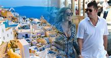 Мэрайя Кэри c женихом миллиардером перебралась на Санторини (видео)
