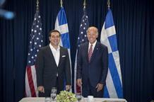 Ципрас просит США о помощи