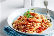 Креветок много не бывает: с чем греки их едят