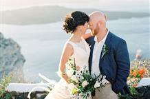 Санторини: 40 000 фунтов за свадьбу мечты, обернувшуюся кошмаром