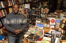 Единственный греческий книжный магазин в Нью-Йорке открыл нигериец