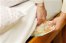 В Греции началась декларационная кампания «матрасов» и золота в подушках