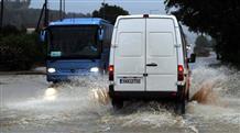 В Греции  осень: синоптики пообещали град и дождь