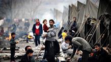 Bloomberg: как беженцы помогают Греции