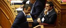 Скандал в парламенте: премьера Ципраса назвали лжецом и неудачником