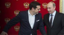 Олланд рассказал, что просил Ципрас у Путина