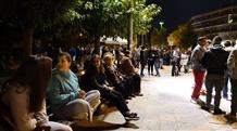 Землетрясение в Греции: жители боятся заходить в дома (видео)