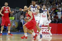Стартовала баскетбольная Евролига! Олимпиакос потерпел неприятное поражение в Мадриде