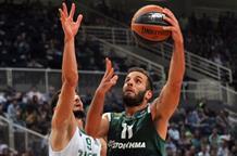 Обновленный Панатинаикос успешно стартует в баскетбольной Евролиге