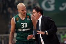 Панатинаикос не отстаёт от своих пирейских «друзей» в Евролиге