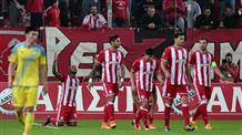 Футбольный Олимпиакос радует своих поклонников