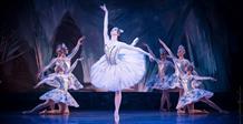«Снежная королева» на пуантах посетит Афины на Рождество