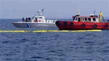 В Греции задержали украинское судно, спасенное российским кораблем