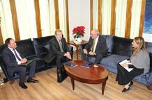 Греческий заместитель министра иностранных дел посетит Казахстан
