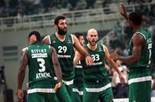 Европейская кубковая неделя греческих баскетбольных клубов