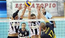 Волейбольный ПАОК рвется в Лигу чемпионов