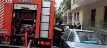 В Салониках жена захотела заживо сжечь мужа