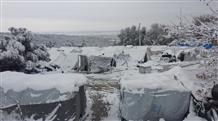 Guardian: тысячи беженцев замерзают в Греции, зимуя в палатках
