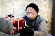 Лариса: рождественское чудо для бездомного