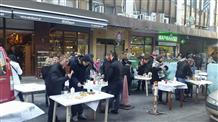 Северная столица Греции встретила Рождество с мясом и музыкой (видео)