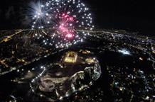Греция встречает Новый год