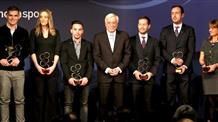 Лучшие из лучших греческого спорта получили свои награды