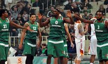 Блестящие победы греческих команд в Евролиге