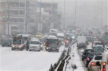 Отбойный молоток и соль: снег и мороз стали кошмаром для регионов Греции (фото, видео)