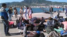 «Реклама» беженцев съела туризм на островах Греции