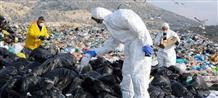 На мусорной свалке недалеко от Афин нашли радиоактивный йод