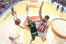 Горячая атмосфера зала в Белграде не позволила Панатинаикосу добиться победы