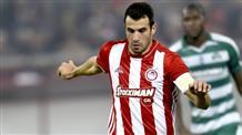 Олимпиакос теряет ведущего футболиста