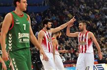 Олимпиакос играючи громит сильный испанский клуб